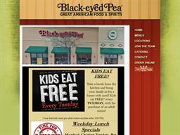 The Black eyed Pea shopping