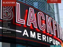 BlackFinn Ameripub shopping