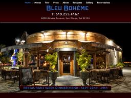 Bleu Boheme shopping
