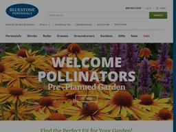 Bluestone Perennials shopping