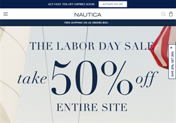 Nautica shopping