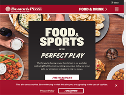 Boston's Restaurant & Sports Bar shopping