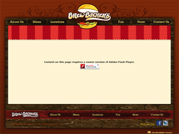 Brew Bacher's Grill shopping