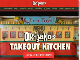 Oregano's Pizza Bistro shopping