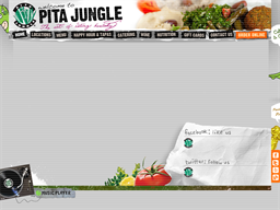 Pita Jungle shopping