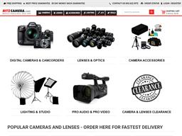 Ritz Camera shopping