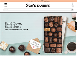 See's Candies shopping