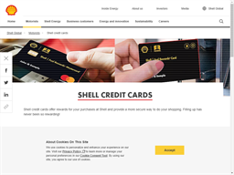 Shell gift card purchase