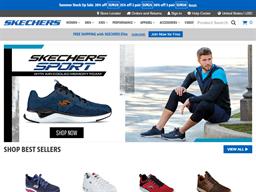 Skechers shopping