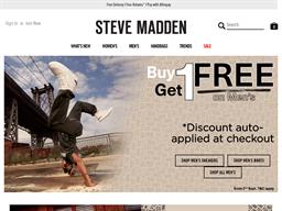 Steve Madden shopping