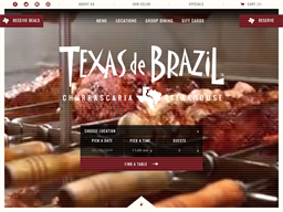 Texas de Brazil shopping
