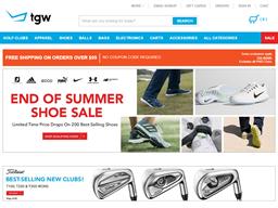 The Golf Warehouse shopping