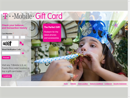 T-mobile gift card purchase