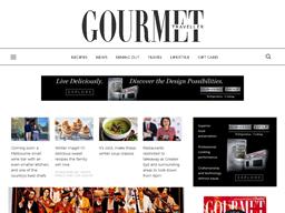 Gourmet Traveller Restaurant Physical shopping