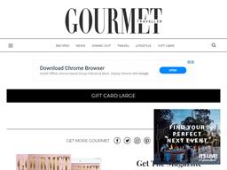 Gourmet Traveller Restaurant Digital gift card purchase