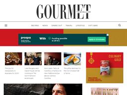 Gourmet Traveller Restaurant Digital shopping