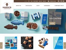 Haigh's Chocolates shopping