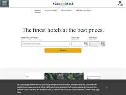 Accor Hotels shopping