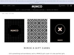 Mimco gift card balance check