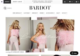 Bardot gift card purchase