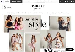 Bardot Junior shopping