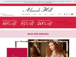 Alannah Hill shopping