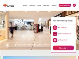 Bayside Shopping Centre shopping