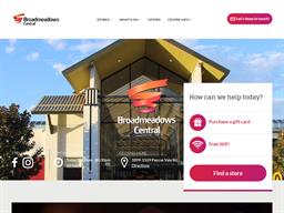 Broadmeadows Shopping Centre shopping