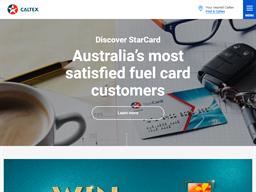 Caltex StarCash Digital shopping