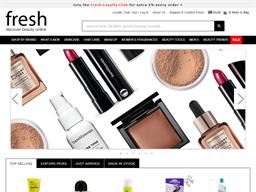 Fresh Fragrances and Cosmetics shopping