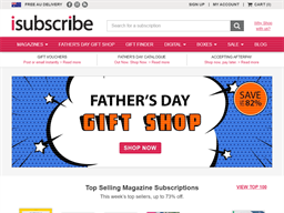 iSubscribe shopping