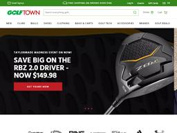 Golf Town shopping