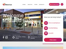 Midland Gate shopping