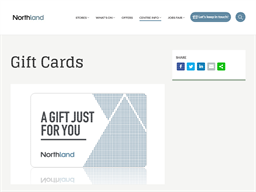 Northland Shopping Centre gift card purchase