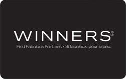 Winners gift card design and art work