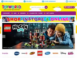 Toyworld shopping