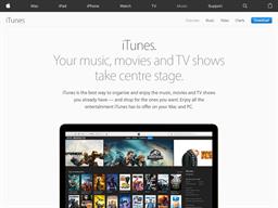 Apple Music shopping