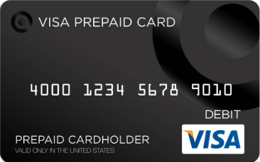Target Visa Prepaid Card gift card design and art work