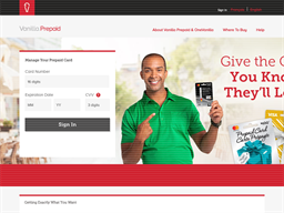 Vanilla Mastercard Prepaid Card gift card purchase