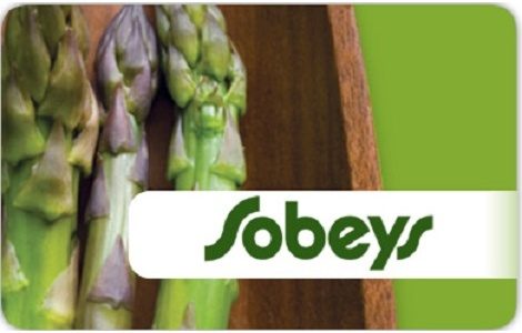 Sobeys gift card design and art work