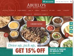 Abuelo's shopping