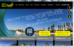 Manly Surf School gift card balance official website