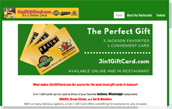 3 in 1 Gift Card gift card balance official website