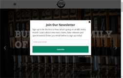 Appalachian Brewing Company gift card balance official website